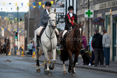 Lauder Common Riding 2015