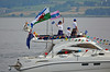 Commonwealth Flotilla Bound for Glasgow - 26 July 2014