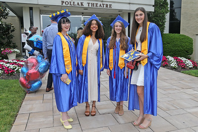 COMMUNICATIONS HIGH SCHOOL CLASS OF 2019 COMMENCEMENT