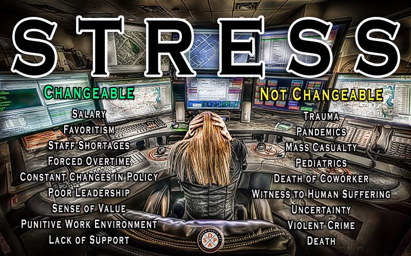 Stress - Communications