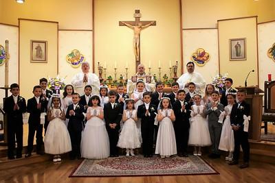 Communion 5/5 11:30