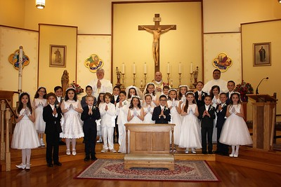 Communion May 19  11:30