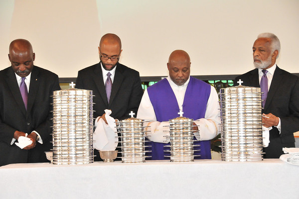 Communion Service 3.24.2012
