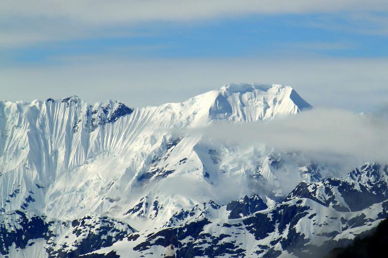 Even closer view of Mt. Cooper