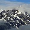 Close view of Mount Quincy Adams