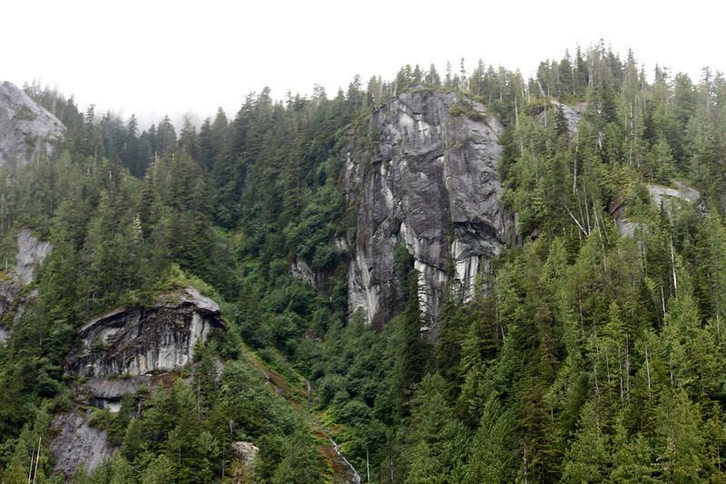 Rocky cliffs of Mistys