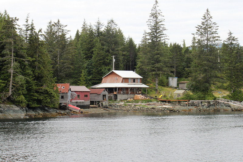 Local industry in Ketchikan