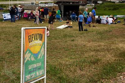 Elevation Celebration Main Stage
