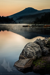 Evergreen Lake Sunrise
