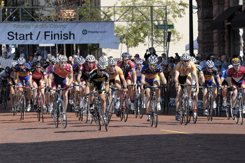 Grand Rapids Priority Health Bike Classic Race