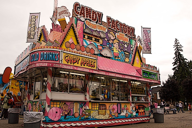 May 23, 2010<br /> <br /> Cotton Candy Anyone?
