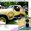 1923 Kissel Model 645---Gold Bug Speedster  (Amelia Earhart owned a car like this one)