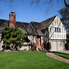 A classic Tudor style property is typical of the diverse and classic architecture found in San Mateo neighborhoods.