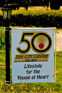 50th Anniversary Parade – Sun City Center Florida