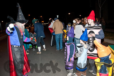 Annual HolloweenParade - State College PA