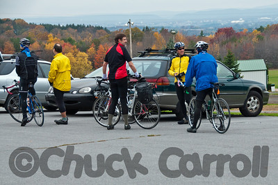 Bike For Life - Bestwick Foundation  - Boalsburg, PA  (State College) - Saturday, October 22, 2011 - Tussey Mountain