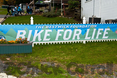 Bike For Life - Bestwick Foundation  - Saturday, October 22, 2011 - Tussey Mountain