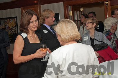 Centre Foundation - Annual Dinner with  Rebecca Ryan - October 24, 2012