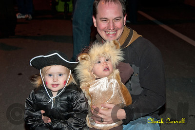 Annual Halloween Parade - State College Pa - October 30, 2011  - Centre Region Parks & Recreation
