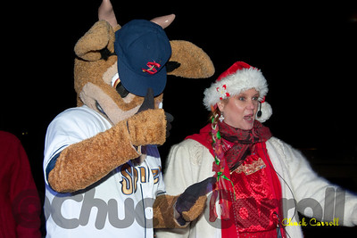 Holiday Tree Lighting – State College, PA – November 17, 2011