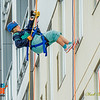 Over The Edge State College PA sponsored by the Interfaith Human Services, Inc. and FaithCentre Thrift Store -  October 12, 2018 - Chuck Carroll