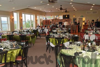 Penn State Winemaker's Dinner, Mount Nittany Inn