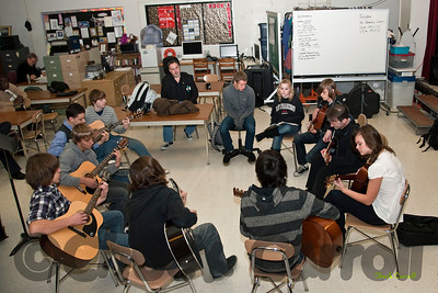 Rock Ensemble - State College High School