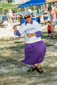 Turning Points - Walk a Mike in there Shoes - Photo Experience - Coquina Beach, Bradenton, FL -  April 5, , 2014