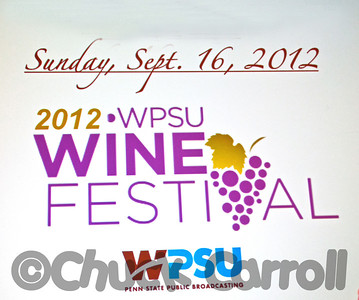 WPSU Wine Featival  - State College, PA