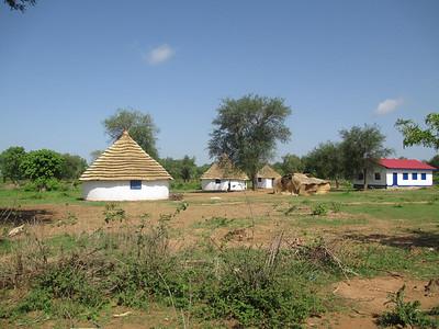 Community center grounds