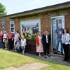 Village Photography project at Bracebridge Heath Lincs