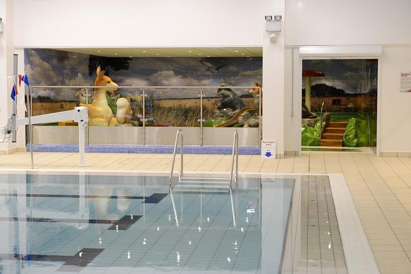 Pool refurbishment commission from NKDC