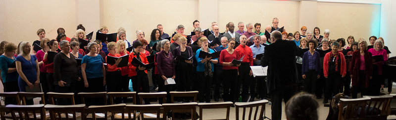 ENO Community Choir Winter Concert