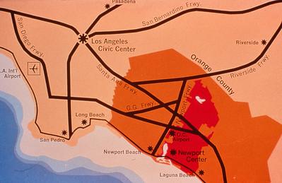 197X-XX-XX - TIC - Location map relative to Los Angeles