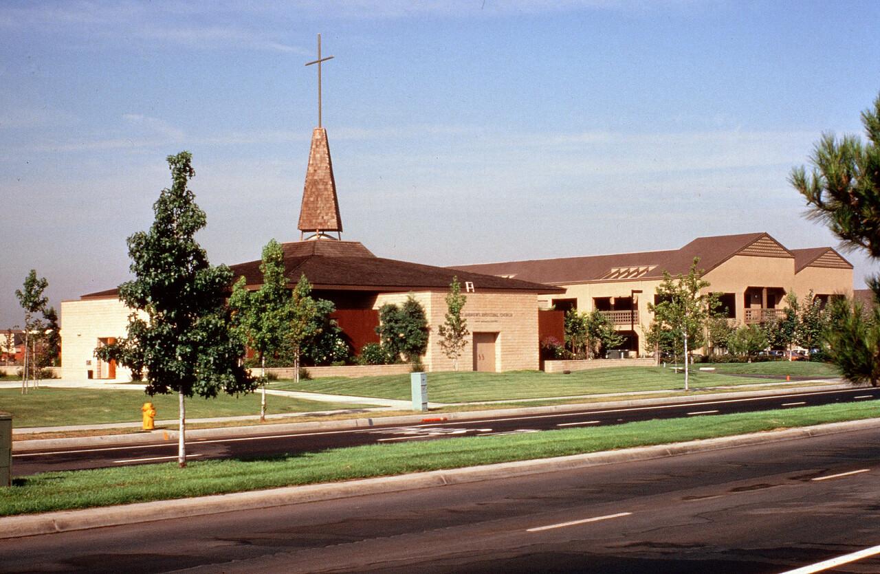 198X-XX-XX - TIC - Woodbridge - Episcopol Church in the Activity Corridor