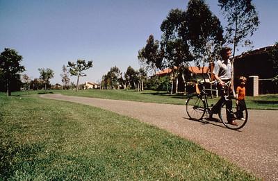 197X-XX-XX - TIC - University Park - Bike path