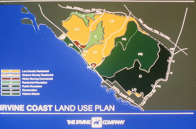 198X-XX-XX - TIC - Irvine Coast - Land Use Plan