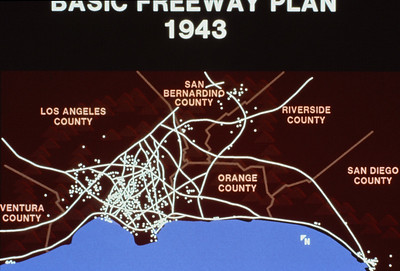 198X-XX-XX - TIC - Basic Freeway Plan in 1940