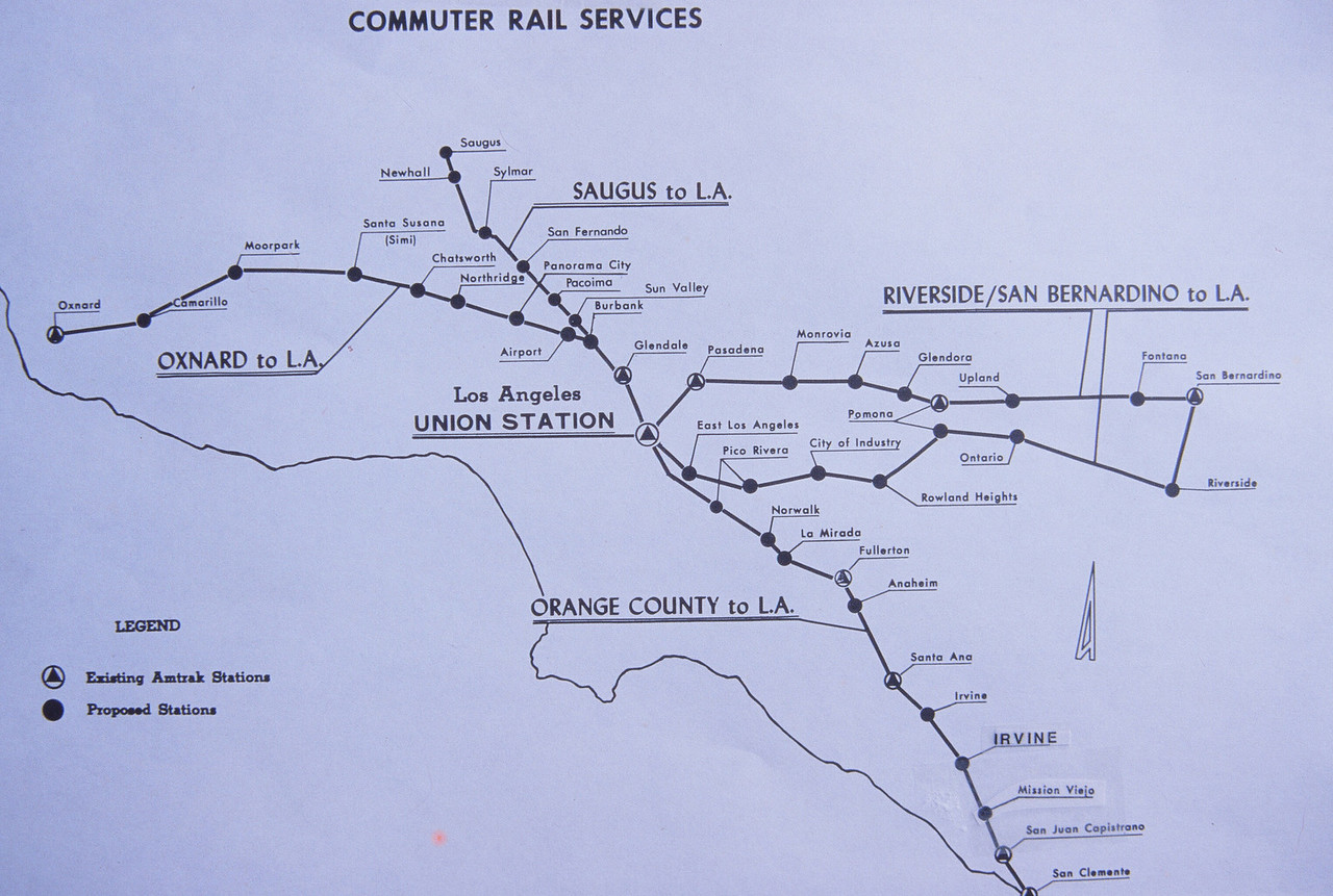 1981-XX-XX - TIC - Southern California Commuter Rail Services