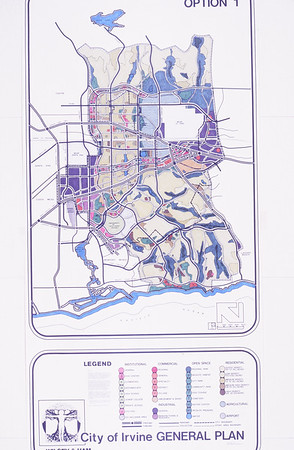 197X-XX-XX - TIC - City of Irvine General Plan Option 1 by Wilsey and Ham