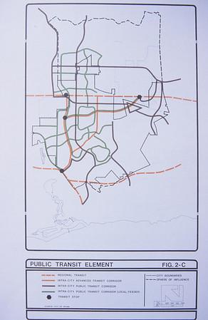 198X-XX-XX - TIC - City of Irvine - General Plan - Public Transit Element Map