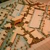 198X-XX-XX - TIC - University Town Center - Model of core area