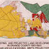 198X-XX-XX - TIC - Existing and Project Development in Orange County and Areas Exceeding MMTS Projections - 1981-1985