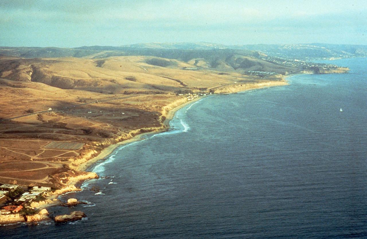 1978-XX-XX - TIC - Aerial of Irvine Coast copy