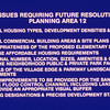 198X-XX-XX - TIC - Planning Area 12 - Issues Requiring Future Resolution