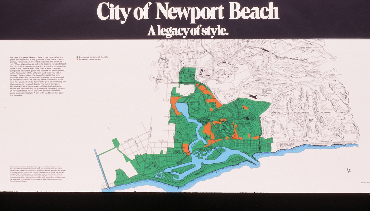 198X-XX-XX - TIC - City of Newport Beach - A Legacy of Style
