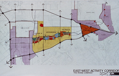198X-XX-XX - TIC - East West Activity Corridor