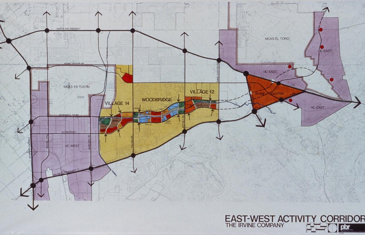198X-XX-XX - TIC - East West Activity Corridor