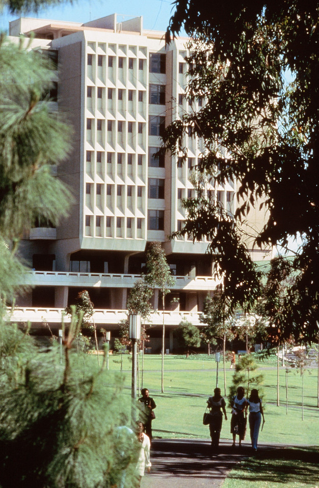 1978-XX-XX - TIC - UC Irvine and Trees