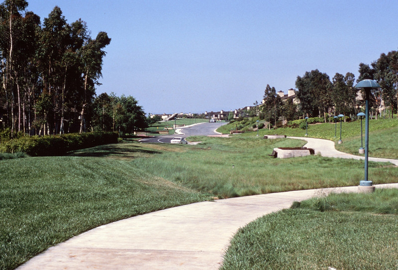 1978-XX-XX - TIC - Turtle Rock - Open Space Corridor near St Elizabeth Ann Seton Catholic Church